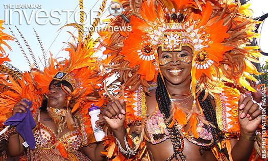 Bahamas Junkanoo Carnival 2016