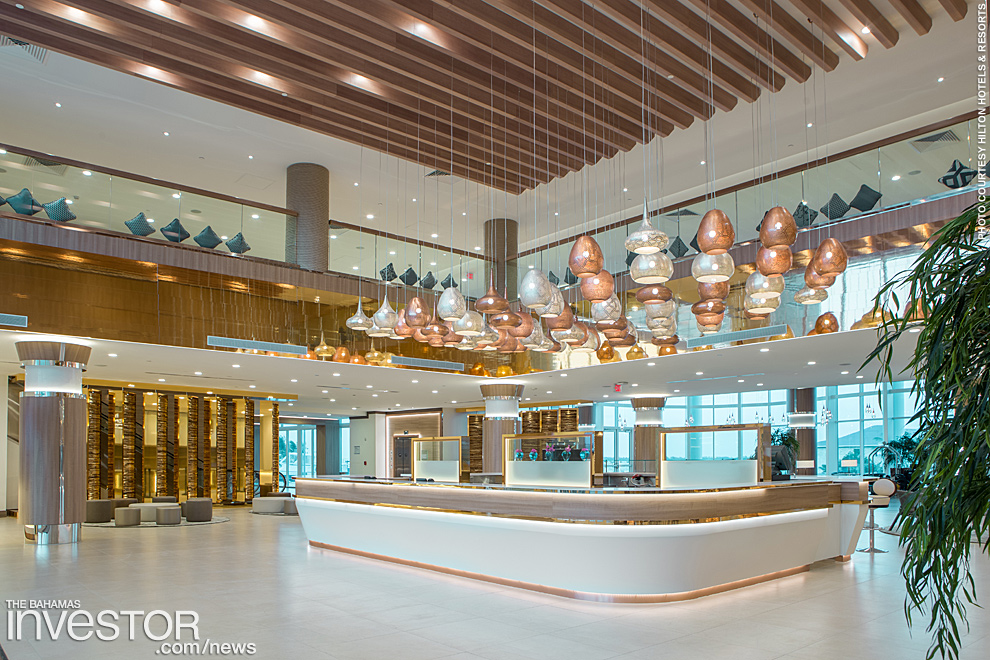 Hilton At Resorts World Bimini Finishes Phase Two Photos