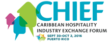 Caribbean Hospitality Industry Exchange Forum logo