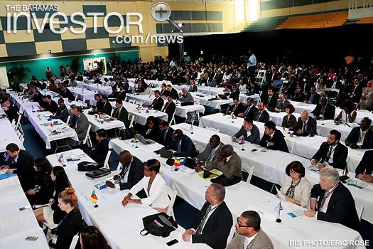 Over 800 delegates