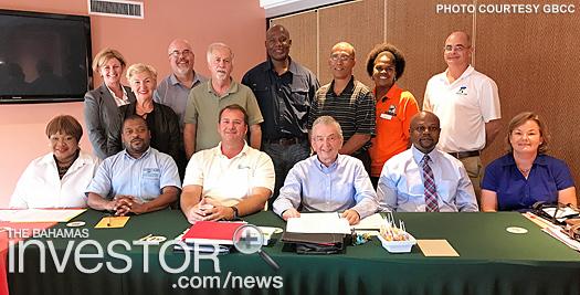 Executive and Board Members GBCC