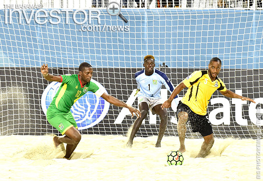Images from the CONCACAF Beach Soccer Championship Bahamas