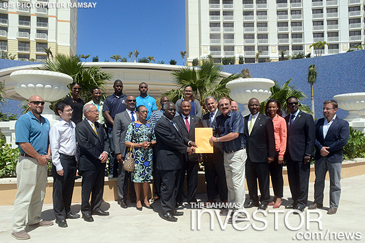 Baha Mar ownership transfered to CTF
