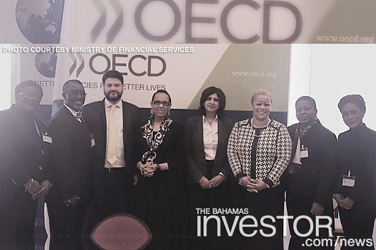 FS Minister meets with OECD