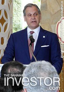 Baha Mar president Graeme Davis