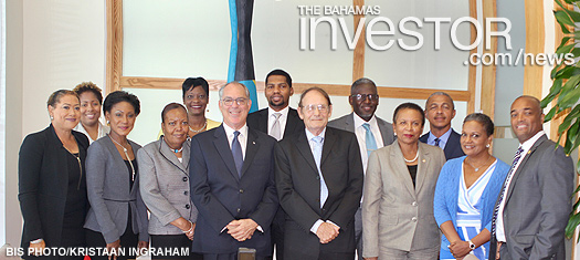 Members of Bahamas Insurance Association