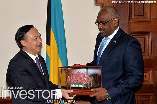 Chinese Ambassador visits PM