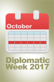 Ministry of Foreign Affairs hosts Diplomatic Week 2017