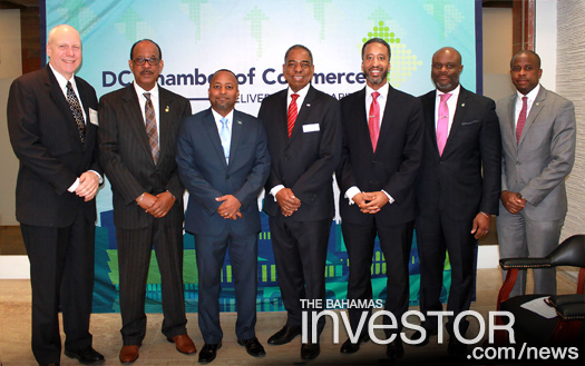 Bahamas delegation meets with DC Chamber