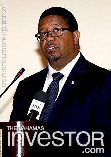DPM: Bahamas FS seeing 'burgeoning renaissance'
