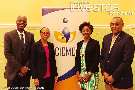 Bahamians speak at CICMC conference