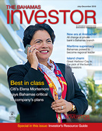 The Bahamas Investor – Fall & Winter 2018 Press release