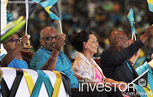 Bahamas celebrates independence