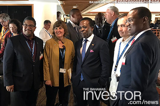 DPM attends IMF/World Bank summit in Bali