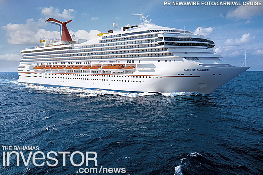 Cruise tourism income hits record levels