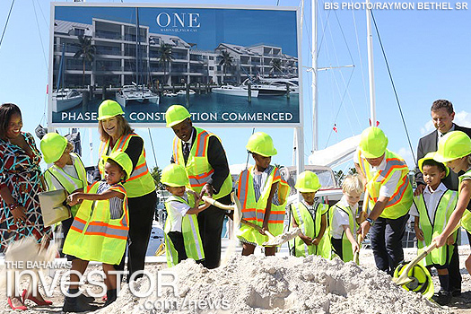 Palm Cay breaks ground on One Marina