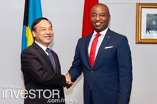 China grants Bahamas $12m for development projects