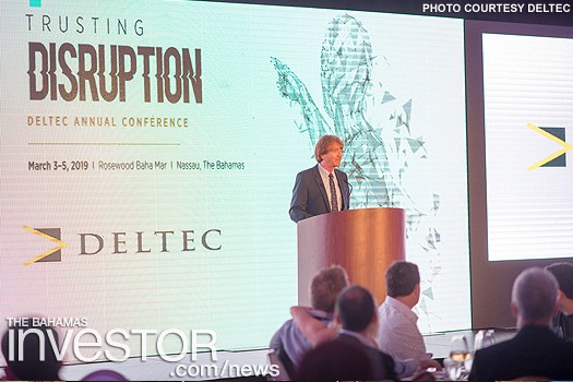 Deltec hosts Annual Conference in Nassau