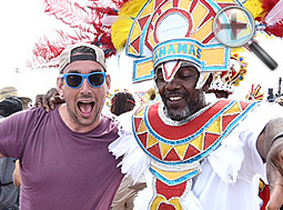 Junkanoo showcased at New Orleans Jazz and Heritage Festival