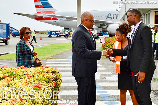 PM arrives in St Lucia for CARICOM meeting