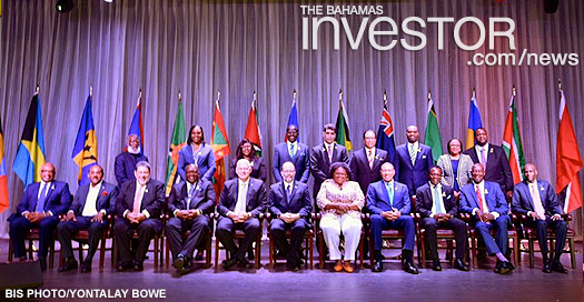 PM attends first sessions at CARICOM confab