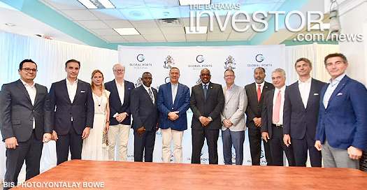 Government signs $250m HOA to redevelop Nassau port