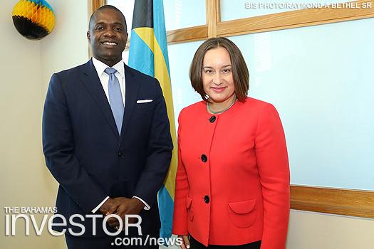 New FS Minister meets UN, US dignitaries