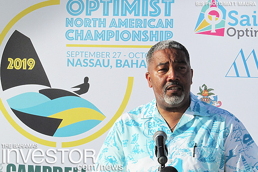 Bahamas remains open for tourism business