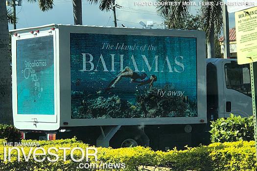 Bahamas makes a big splash