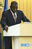 Transport Minister addresses IMO Assembly