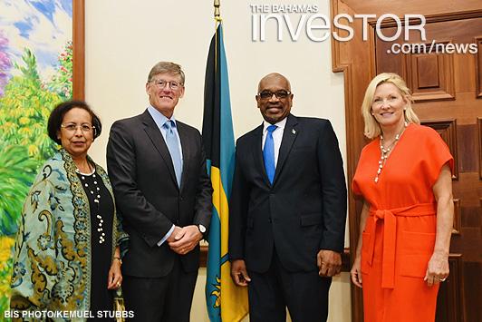 Citigroup executives visit PM