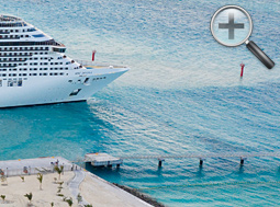 Ocean Cay welcomes first visitors
