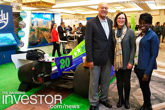 MOTA attends international airline conference