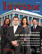 The Bahamas Investor – July 2009 Press release