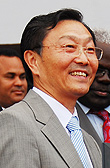 China's Ambassador to The Bahamas, Hu Shan