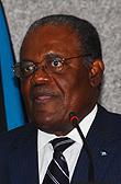 Prime Minister Hubert Ingraham