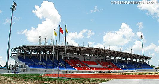 China presents The Bahamas with multi-million dollar gift