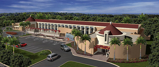 Lyford Cay Hospital's $25 million expansion to start in January 2012