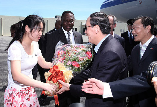 Chinese Vice Premier
