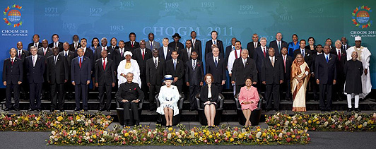 Bahamas represented at Commonwealth meeting