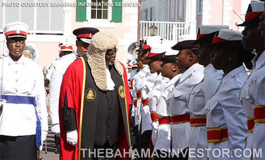 Chief Justice Inspection