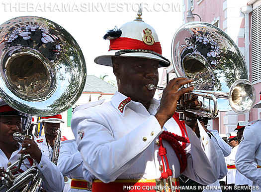 The Royal Bahamas Police Force Band