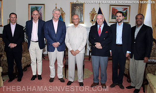 British High Commissioner  Howard Drake met with Governor-General Sir Arthur Foulkes