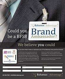 Bahamas Brand Ambassadors