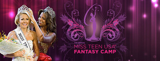 Miss Teen USA Fantasy Camp at Atlantis