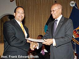 Frank Edward Smith