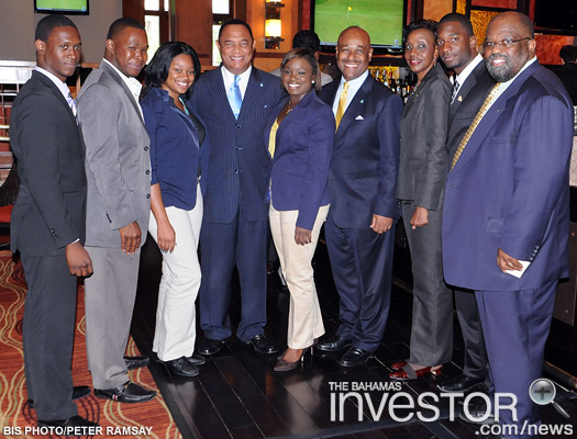 College of The Bahamas students attended the 16th Annual International African American Hotel Ownership & Investment Summit
