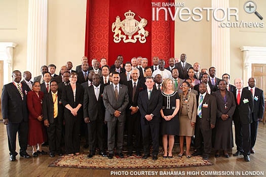 Sports Ministers and senior officials from 43 Commonwealth nations