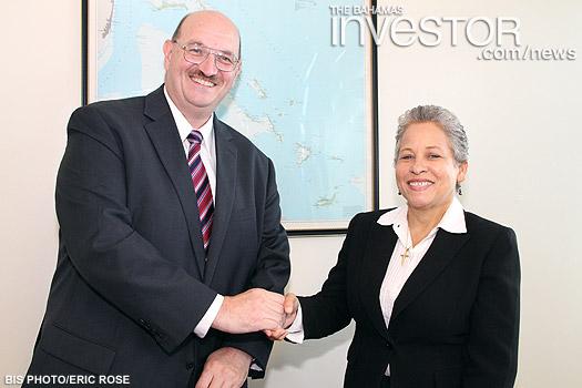 US and Bahamas strengthen diplomatic ties