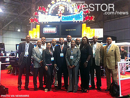 Gaming Board Bahamas Members